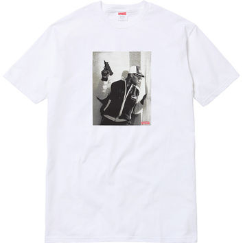 Supreme: KRS-One Tee - White