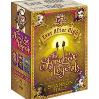 Ever After High: The Storybox of Legends Boxed Set (Hardback)