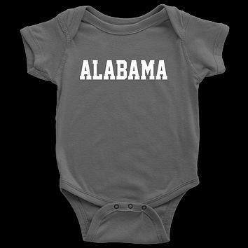Alabama Baby Onesuit