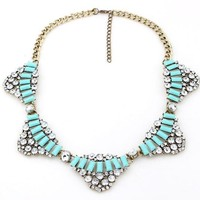 New Arrival Gift Jewelry Shiny Strong Character Bohemia Stylish Necklace [6573103111]