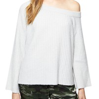 Sanctuary | Aurelia One-Shoulder Sweater | Nordstrom Rack