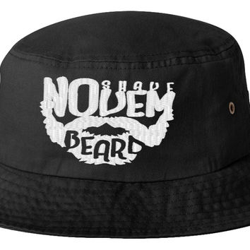 OVEM SHAVE BEARD_bucket hat
