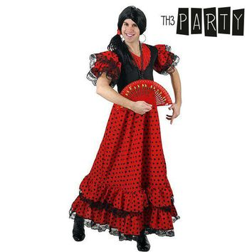 Costume for Adults Th3 Party 4569 Flamenco dancer