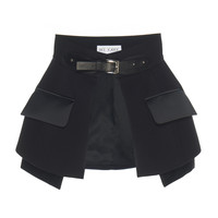 Black Belt Skirt | Moda Operandi