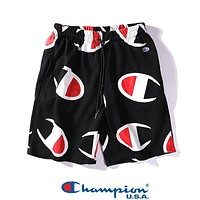 Champion Sports Running Shorts Black