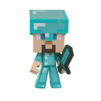 Jinx Minecraft Steve? Diamond Edition Vinyl Figure