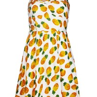 Louche Ditta Pineapple Dress