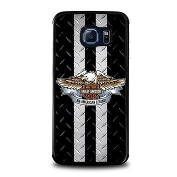 HARLEY DAVIDSON MOTORCYCLE Samsung Galaxy S6 Edge Case Cover
