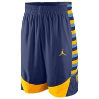 Nike College Authentic On Court Short - Men's at Eastbay