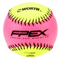 "Academy - Worth 10"" Youth Fast-Pitch Training Softball"
