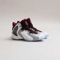 CNCPTS / Nike Lil Penny Posite (White/Reflective Silver-Challenge Red)