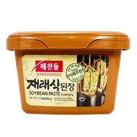 Doenjang, Soy Bean Paste for Koren Stew Jjigae, 1.1 lbs