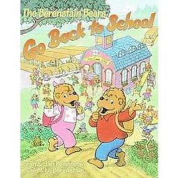 The Berenstain Bears Go Back to School ( The Ber... : Target