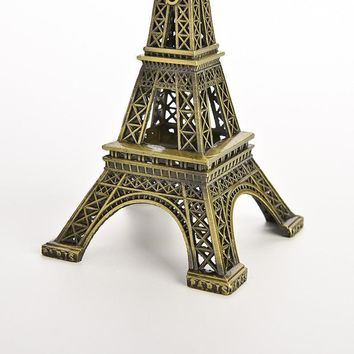 Creative Crafts Paris Eiffel Tower Model Figurine