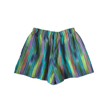 Indian Weave ethnic shorts