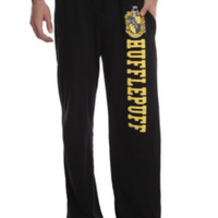 Harry Potter Hufflepuff Guys Pajama Pants