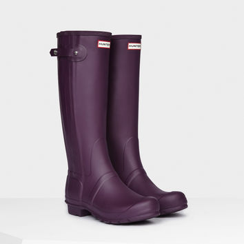 Original Slim Zip Wellington Boots | Hunter Boot Ltd