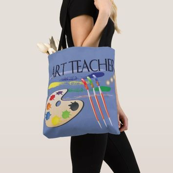 Art Teacher -- Tote Bag