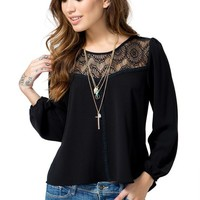 Lacey Nights Top