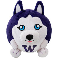 University of Washington Husky: An Adorable Fuzzy Plush to Snurfle and Squeeze!