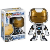 Iron Man 3: Pop! Vinyl Figure: Deep Space Suit Iron Man