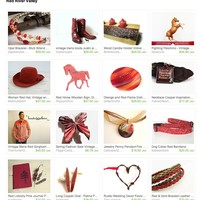Red River Valley by Ariella Carver on Etsy
