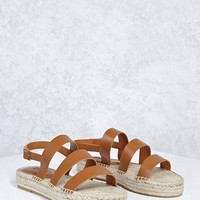 Strappy Espadrille Sandals