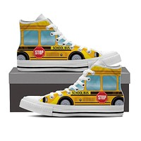 School Bus Shoes-Clearance