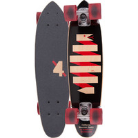 Goldcoast The Hanzo Skateboard Black One Size For Men 19626810001