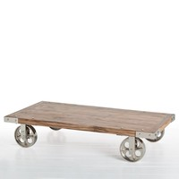 Arteriors Norwood Recycled Coffee Table