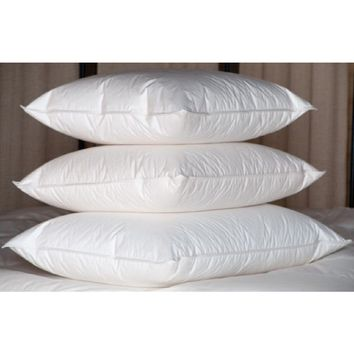 """16""""X 16""""- 95% FEATHER 5% DOWN SQUARE PILLOW INSERT - PREMIUM QUALITY"""
