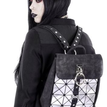 Disturbia | Metal Backpack