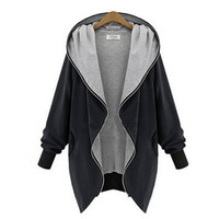 Fashion Women Winter Coat Casual Hooded Women Jackets