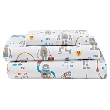 Full Rad Robot Sheet Set