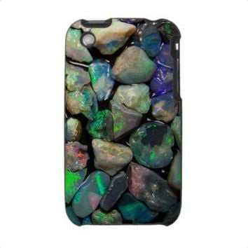 OPALS IPHONE 3 CASES from Zazzle.com
