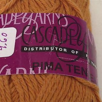 CASCADE PIMA TENCEL - WORSTED WEIGHT YARN - COTTON/TENCEL - CLR 9502