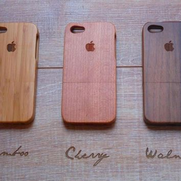 Iphone 5 Case - Wooden Cases Bamboo.. on Luulla
