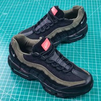 Nike Air Max 95 Hal Patches 95 Olive Green Ah8444-001 Sport Shoes - Best Online Sale