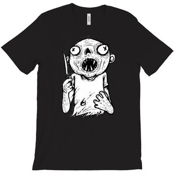 zombie knife T-Shirt