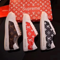 SUPREME  LV  Trending Fashion Casual  Sports