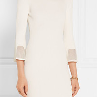 By Malene Birger - Nittao ribbed stretch-jersey dress