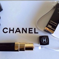 Chanel Lipstick Charger