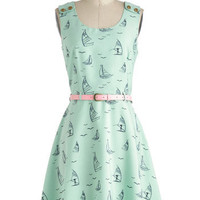 Puttin' on the Spritz Dress | Mod Retro Vintage Dresses | ModCloth.com
