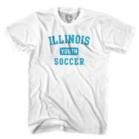 Illinois Youth Soccer T-shirt