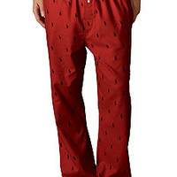 Polo Ralph Lauren Allover Pony Cotton Pajama Pant