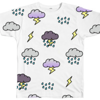 Stormy Weather Tee