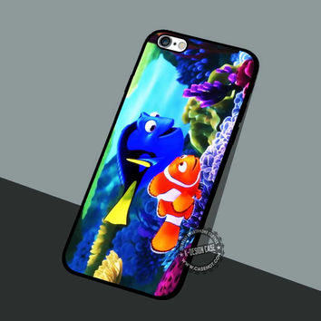 Nemo Dory Marlin - iPhone 7 6 5 SE Cases & Covers