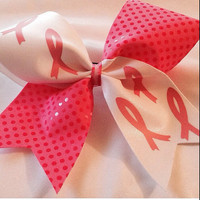 Breast Cancer Bow