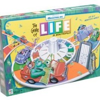 Monster,inc. Edition Life Game