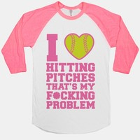 I Love Hitting Pitches That's my F*cking Problem